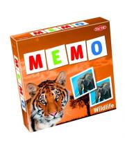 Настольная игра Мемо Дикие животные 2 Tactic