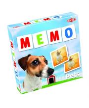 Настольная игра Мемо Животные 2 Tactic