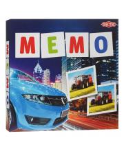 Настольная игра Мемо Транспорт 2 Tactic