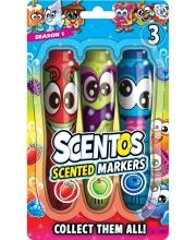 Набор ароматизированных фломастеров Scentos