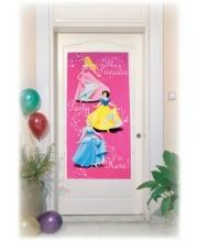 Баннер на дверь Принцессы
