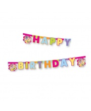 Гирлянда Долина Фей Happy Birthday