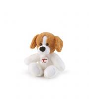 Мягкая собачка Бигль 28 см