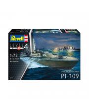 Сборная модель торпедный катер PT-109 Revell