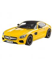 Сборная модель автомобиля Mercedes AMG GT Revell