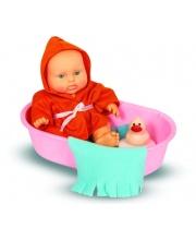 Набор Карапуз в ванночке мальчик 20 см