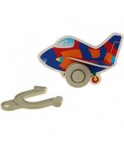Заводная Игрушка Магнитный Скоростной Самолет