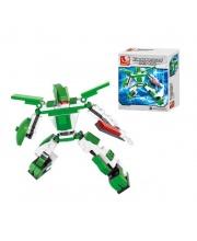 Конструктор Робот трансформер 110 деталей
