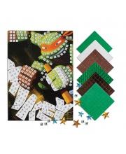 Волшебная Мозаика По Номерам Микеланджелло А5