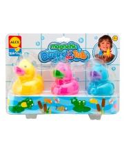 Игрушки Для Ванны Магнитные Уточки ALEX