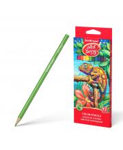 Цветные карандаши трехгранные ArtBerry 12 цветов Erich Krause