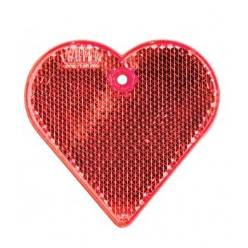 Безопасность, Световозвращатель пешеходный сердце COREFLECT 307126, фото