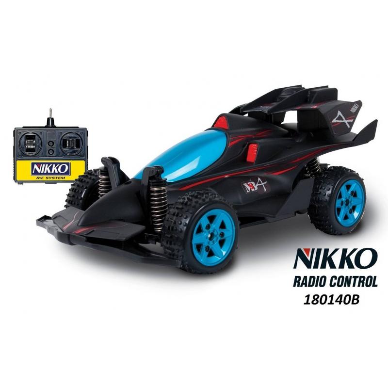 Nikko Машина радиоуправляемая Mystery Black 4 X-Treme