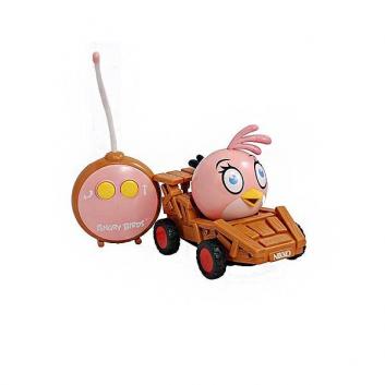 Машина радиоуправляемая Angry Birds Girl Bird