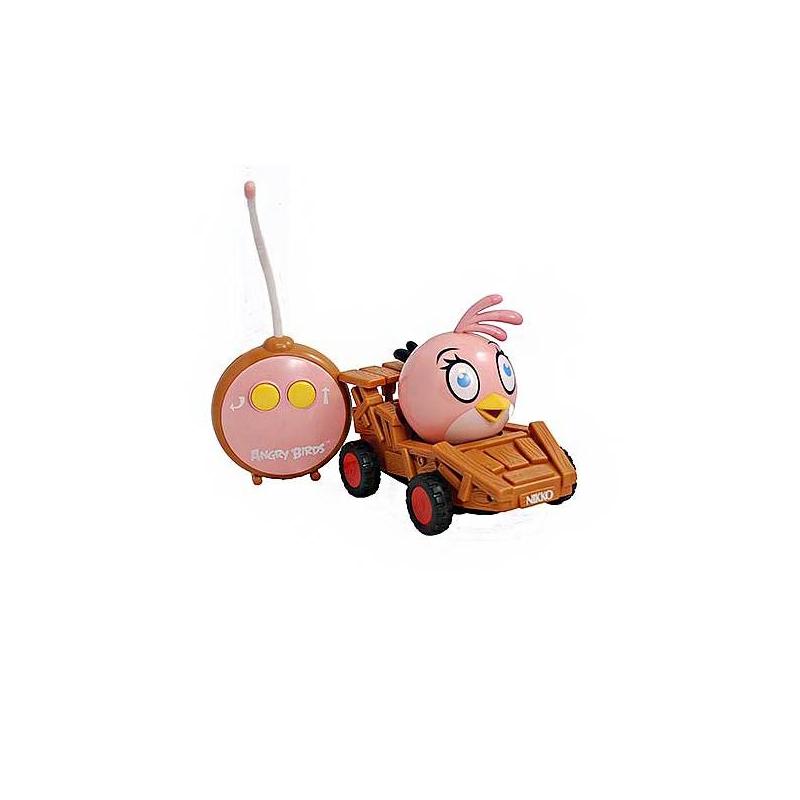 Nikko Машина радиоуправляемая Angry Birds Girl Bird