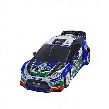 Игрушки, Машина радиоуправляемая Ford Fiesta WRC Nikko 630640, фото