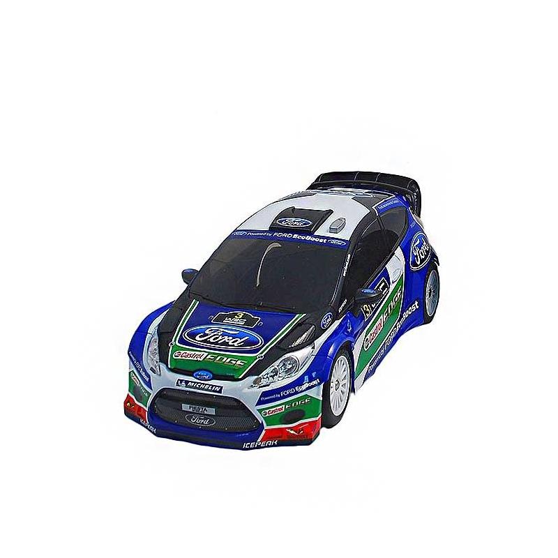 Nikko Машина радиоуправляемая Ford Fiesta WRC nikko машина радиоуправляемая bumblebee streetcar