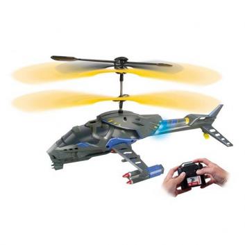 Вертолет на инфракрасном управлении