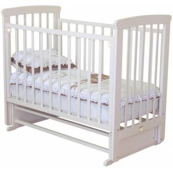 Мебель, Кровать Марина Красная звезда (белый)628582, фото