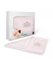 Комплект постельного белья в коляску Conny 5 предметов Crown