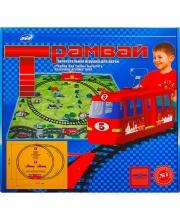 Игровой набор Трамвай
