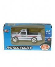 Машина 1:64 Полицейская Техника