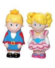 Пластизоль Принц и Принцесса 8 см Затейники
