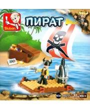 Конструктор Пираты SLUBAN