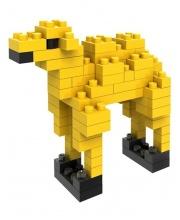 Конструктор Верблюд 80 деталей LOZ