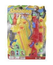 Лук со Стрелами с Кеглями S+S Toys