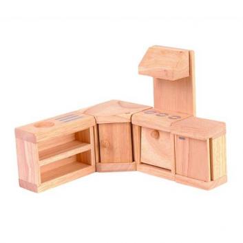 Мебель для кукол Классик Кухня