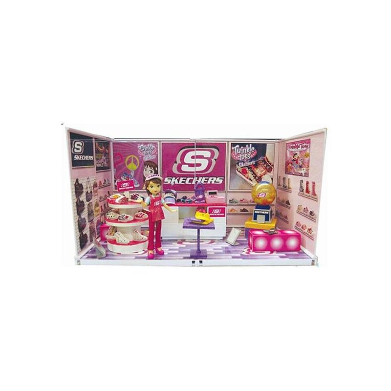 Игровой набор Обувной магазин Скечерс