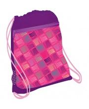 Мешок-рюкзак д/обуви Pink & Purple Harmony