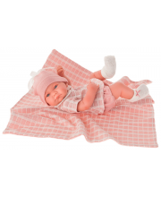 Кукла-младенец Дафна 42 см Antonio Juan Munecas