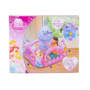 Детская палатка с шариками Принцессы