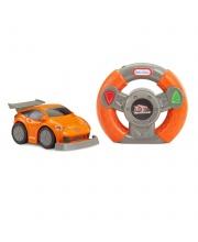 Оранжевый спорткар Little Tikes