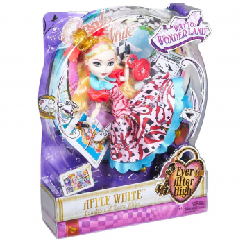 Меделин Хеттер Страна Чудес Ever After High