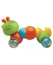 Игрушка гусеничка-путешественница B kids