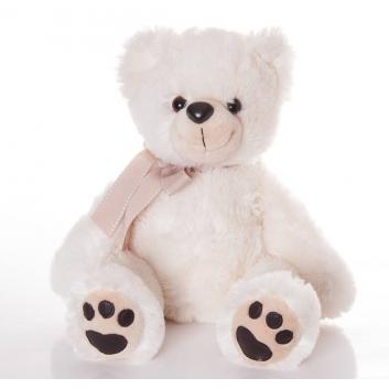 Медведь кремовый 70 см