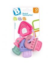 Музыкальная игрушка Ключи B kids