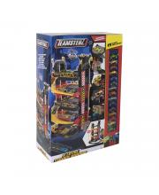 Игровой набор для детей Гараж-башня 5 уровней HTI