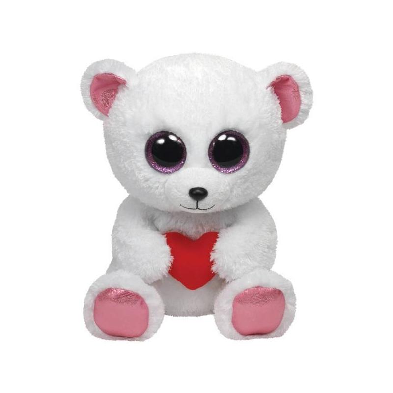 Медвежонок с сердечком от Nils