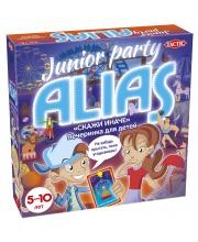 Настольная игра Alias Скажи иначе Вечеринка для детей Tactic