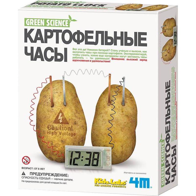 4М Набор Картофельные часы