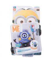Интерактивная игрушка Миньон Стюарт в камуфляже Thinkway toys