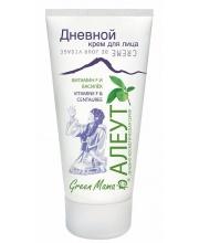 Дневной крем для лица Витамин F и василек 100 мл Green Mama