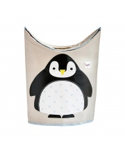 Корзина для белья Пингвин 3 Sprouts