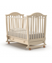 Детская кровать Sorriso dondolo Nuovita