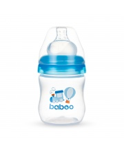 Бутылочка с соской Transport 130 мл BABOO