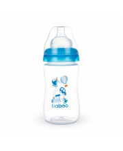 Бутылочка с соской Transport 230 мл BABOO